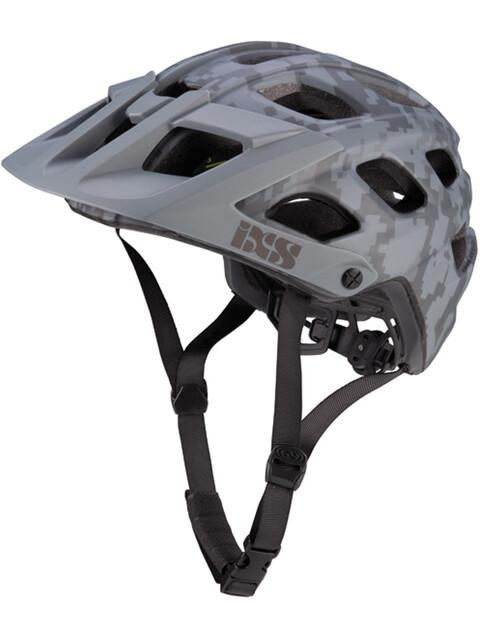 IXS Trail RS Evo Camo Ltd. Edition Bike Helmet grey
